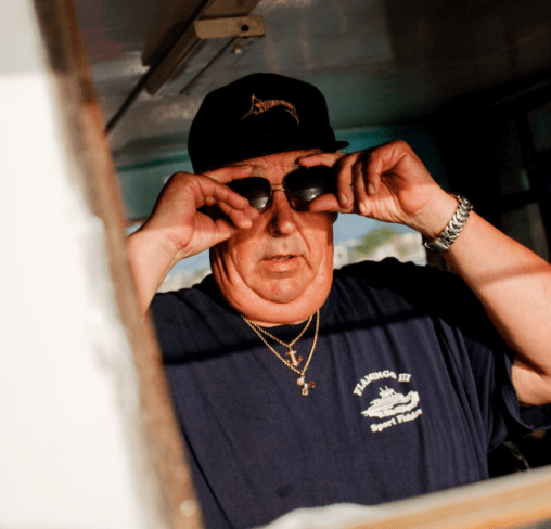 Captain Bob Wiegand